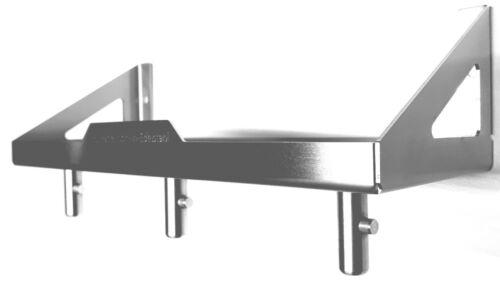 KitchenAid Flachrührer Edelstahl mit Gewürzregal Rührwerk Halter oder nur Regal