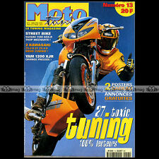 MOTO TUNING N°13-b YAMAHA XJR 1200 HONDA CBR 900 RR KAWASAKI ZX-9R ZX-6R 1999