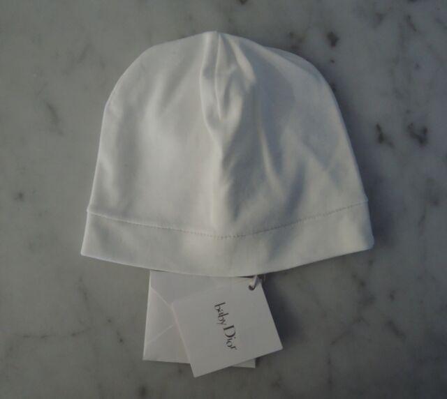 Buy Baby Dior Bonnet hat beanie Size T2 online  56c32341064