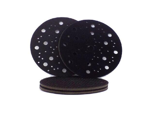INTERFACCIA X DISCO ABRASIVO A STRAPPO DIAM.150mm H 5mm 16 FORI+MICROFORI 1 PZ