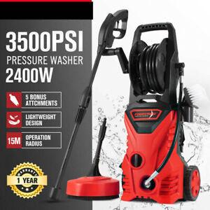 High Pressure Washer Cleaner 3500PSI Electric Water Gurney Pump 10M Spray Gun