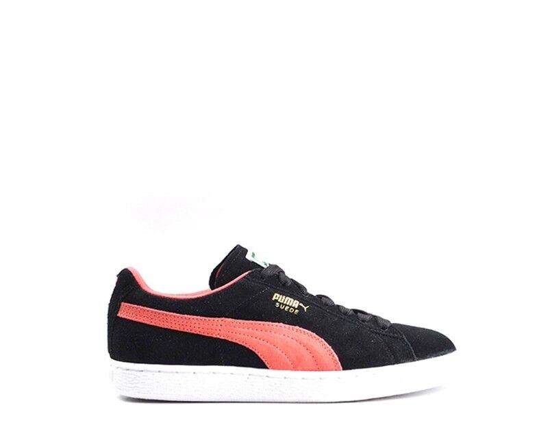 zapatos PUMA PUMA PUMA mujer zapatillas  negro rosado  355462-20  despacho de tienda