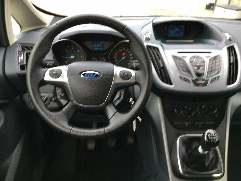 Ford C-MAX 1,6 TDCi 115 Trend - billede 8