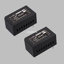 2pcs Stable AC-DC Isolated Power AC220V to 9V 280mA 2.5W Switch Power Module
