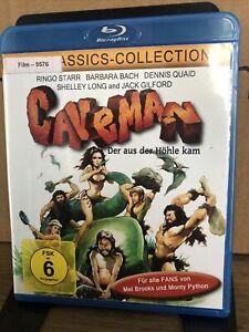 Caveman-il dalla grotta arrivò [Blu-Ray] di gottli... | DVD | stato molto bene