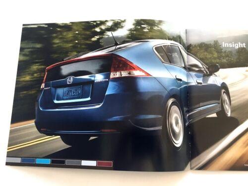Manuals & Literature Automotive 2010 Honda 20-page Car Sales ...