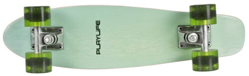 Playlife Skateboard Woody turquise made by Powerslide ABEC 5