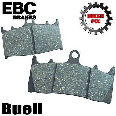 BUELL XB 12 X Ulysses 06-10 EBC Rear Disc Brake Pads FA140