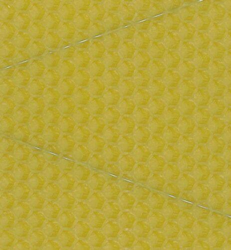 B.s Nacional//leucocitos tamaño Colmena Con Cable cría cera de abejas fundaciones sábanas paquete de 10
