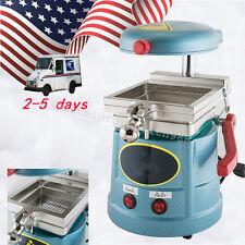 Dental Vacuum Former Forming Molding Machine Dental Lab Equipment USA seller