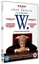 DVD:W - NEW Region 2 UK