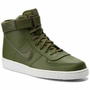 separation shoes 9e8cb d7dca Image is loading NIKE-VANDAL-HIGH-SUPREME-LEATHER-MENS-TRAINERS-UK-