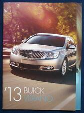 Prospekt brochure 2013 Buick Verano (USA)