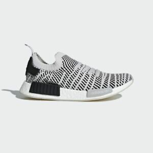 14c99b25d3cad NEW MEN S ADIDAS ORIGINALS NMD R1 STLT PRIMEKNIT SHOES  CQ2387  GREY ...