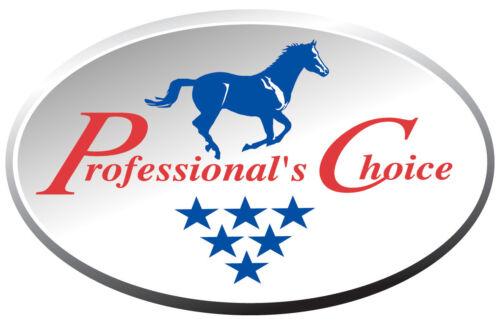 "Professionals Choice Ventech SMx English Girth 50/"" Black Horse Tack"