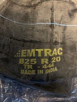 2-8.25-20 8.25R20 Truck Tire Inner Tube with TR444 Valve Stem Radial