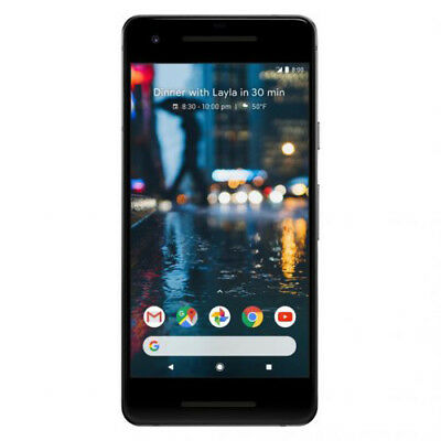 Google Pixel 2 pixel2 4GB RAM 64GB ROM Just Black Ship from EU garant