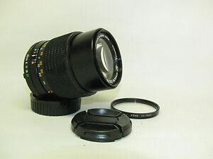 Minolta MD Celtic 135mm 1:3.5 Lens