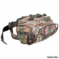 Gander Mountain Gx3 Hunting Waist Belt Butt Pouch Pack Quiet & Water-resistant