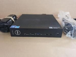 Details about SALE 2018 DELL WYSE 5070 THIN CLIENT + PSU ( NO STAND ) 16GB  / 4GB / THIN OS 8 6