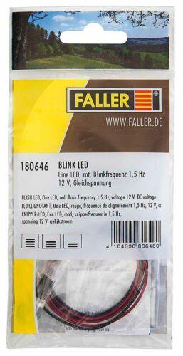 rot Faller 180646 Blink-LED NEU in OVP