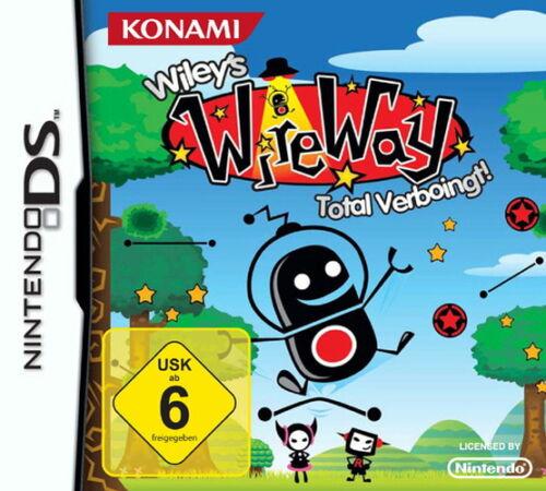 1 von 1 - Wiley's Wire Way: Total Verboingt (Nintendo DS, 2009)