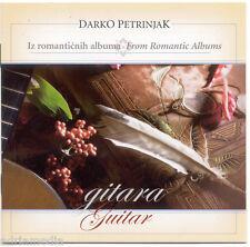 Darko petrinjak CD Gitara Guitar 2007 iz romanticnih AlbumA From Romantic album