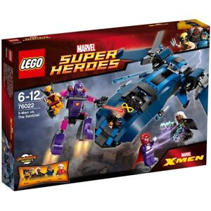 Lego - 76022- Marvel Super Heroes X-men La Sentinelle