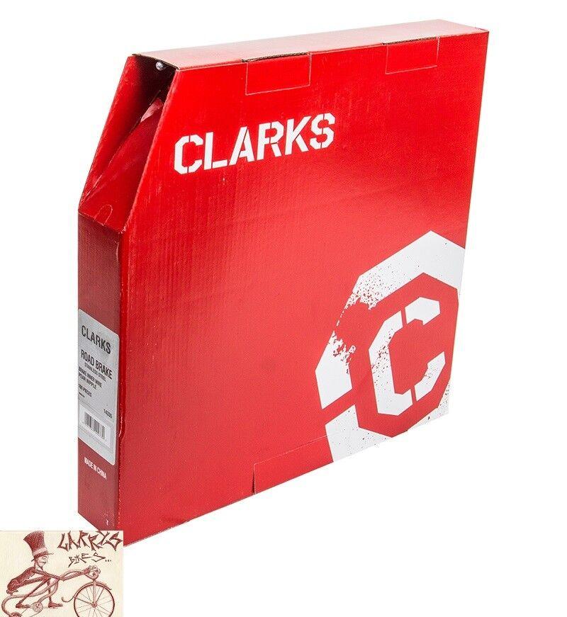Carretera de acero CLARKS a granel de 1.5 X 1810 mm interior de cables de freno -- Caja de 100
