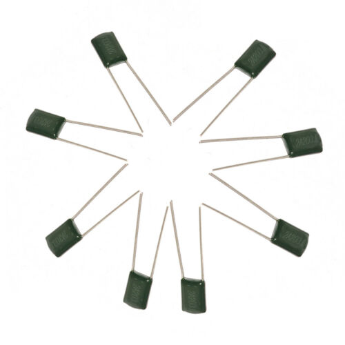 Polyester Film Capacitors 100V Different Values