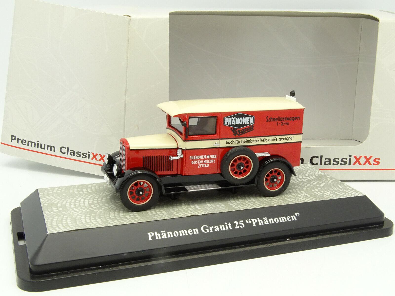 Premium classixxs 1 43 - driver Granite 25 driver