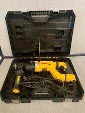 Dewalt D25263k 85amp 1 18 D Handle Sds Plus Rotary Concrete Hammer Drill