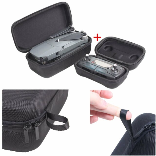 EVA Carrying Hard Case Storage Bag Box For DJI Mavic Pro Drone & Remote Control