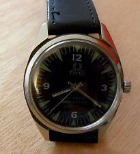TITUS Swiss RARE divers Mechanical 17 Jewels Gent's Wrist Watch 1960/s