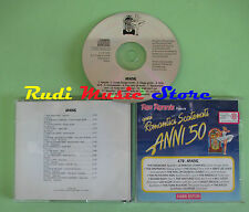 CD ROMANTICI SCATENATI 50 47B APACHE compilation 1994 LEE LEWIS LEE ALLEN (C27*)