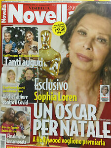Novella 2021 1.Sophia Loren,Riccardo Scamarcio,Francesco Monte,Beyoncé Knowles