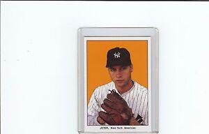 Derek Jeter Reprint Card MINT New York American Caramel Company (A-72)