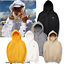 Women-039-s-Men-039-s-Champion-Hoodie-Long-Sleeve-Embroidered-Hooded-Leisure-Hoody thumbnail 1