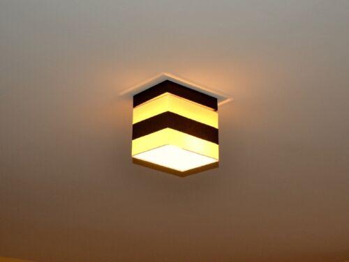 """Deckenlampe Deckenleuchte Lampe Leuchte 1 flammig TOP Design /""""Porto/"""" PO-D1 NEU"""