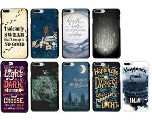 e4088d941f Harry Potter Quote Hedwig Owl Soft Rubber Case For iphone Xs 6S 7 8 ...
