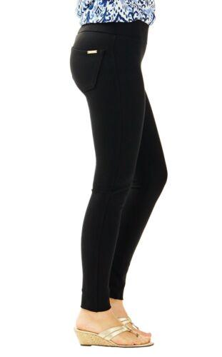 Nuovo Elasticizzati Mia Pantaloni Legging Pulitzer Xs Leggings Lilly Nero raOBWr