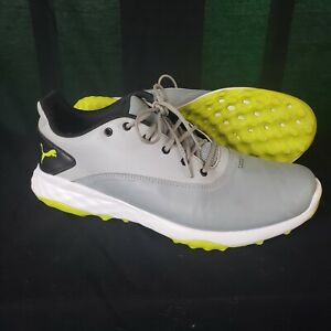 326120d7296 Image is loading Top-Performance-Sharp-Puma-Grip-Fusion-Golf-Shoes-