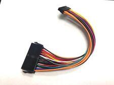 Power Supply ATX 24 Pin to Mini HP ATX 24 Pin Connector Adapter