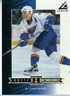 Brett Hull 1997-98 Pinnacle '97 Zenith Dare to Tear 5x7 St. Louis Blues #Z48