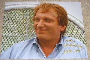 Jeffrey Jones Authentic Signed 8x10 Beetlejuice Movie ...