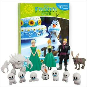 Frozen Fever My Busy Book, Map, Figures