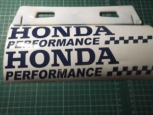 HONDA SPORT  CAR STICKERS DECAL
