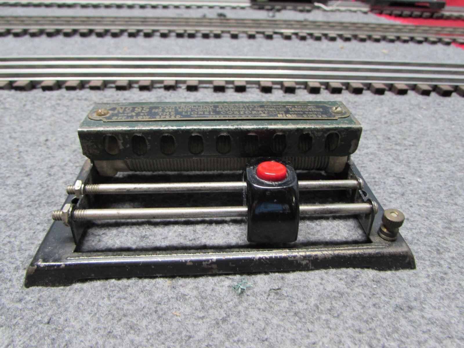 Vintage Pre War Lionel Controlling Rheostat (Lot HT)