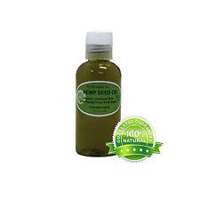 4 Oz Premium Pure Organic Cold Pressed Best Fresh Hemp Seed Oil Multi Purpose