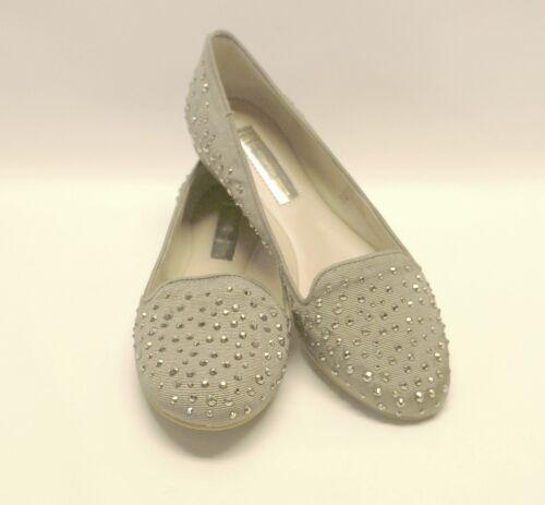 Mujer Cómodo Talla Gale Zapatos Gris 5 Inc Planos fI8xH8Y